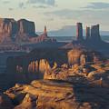 Hunt's Mesa View 7602 by Bob Neiman
