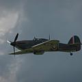 Raf Hawker Hurricane Fighter Plane by Philip Pound