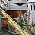 Husavik Boats Iceland 3741 by Bob Neiman