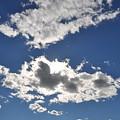 Huson River Clouds 1 by Rich Bodane