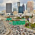Hustle And Bustle On The Highways And Byways by Frozen in Time Fine Art Photography
