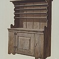 Hutch Dresser by Leslie Macklem