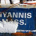 Hyannis Massachusetts Fishing Boat by Matt Suess