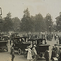Hyde Park Corner by Herbert Green