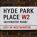 Hyde Park Place by Osvaldo Hamer