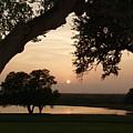 Hyde Ranch Sunset by Bill Hyde
