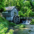 Hyde's Mill by Bob Krzmarzick