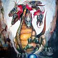 Hydra by Leyla Munteanu