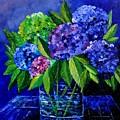 Hydrangeas 88 by Pol Ledent