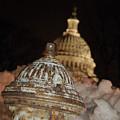 Hydrant Capitol Washington Dc by Thomas Michael Corcoran