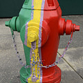 Hydrant With A Facelift by Bob Christopher