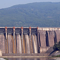 Hydroelectric Power Plants On River by Goce Risteski