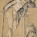 Hymen Mourning by Johann Christian von Mannlich