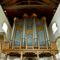 Hythe Pipe Organ by Jenny Setchell