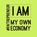 I Am My Own Economy by Julie Holloway