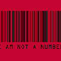 I Am Not A Number by Michael Tompsett