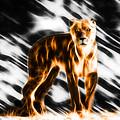 I Am The Lioness by Miroslava Jurcik