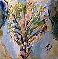 I Brought You Flowers So My Heart Didn't Break by Judith Desrosiers