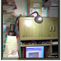 I C The Light - Use Red-cyan 3d Glasses by Brian Wallace