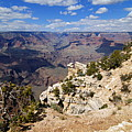 I Can See For Miles And Miles - Grand Canyon by Larry Ricker