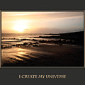 I Create My Universe by Donna Corless