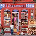 I Giocattoli by Guido Borelli