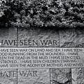 I Hate War by Allen Beatty