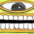 I Like 2 Smile Rs by Robert Wolverton Jr