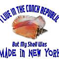 I Live In The Conch Republic by Bob Slitzan