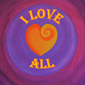 I Love All by Ron Snyder
