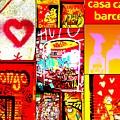 I Love Barcelona by Funkpix Photo Hunter