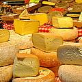 I Love Cheese by Caroline Reyes-Loughrey