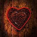 I Love Coffee 4 by Dawn Dasharion