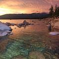 I Love Lake Tahoe by Sean Sarsfield