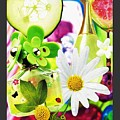 I Love Spring_with Border by Toots Magsino