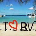 I Love The Bvi by Jon Neidert