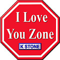 I Love You Zone by K STONE UK Music Producer