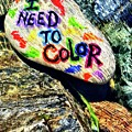 I Need To Color by Kathy Partak