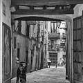 Barcelona Alleys by Georgia Fowler