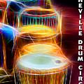 I Sing The Drums Electric by John Haldane