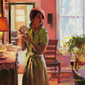 I Stand At The Door And Knock by Steve Henderson
