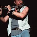Ian Anderson Of Jethro Tull by J Bloomrosen