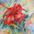 Ibiscus by Miki De Goodaboom