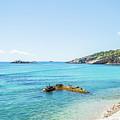 Ibiza Coastline by Steve Purnell