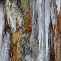 Ice And Stone by John Meader