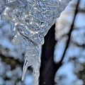 Ice Art 47 by Lawrence Hess
