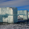 Ice Blocks by Harry Coburn