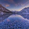 Ice Champagne by Anton Petrus