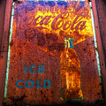 Ice Cold Coca Cola by David Lee Thompson