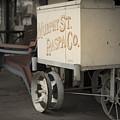 Ice Cream Cart by Paul Gibson